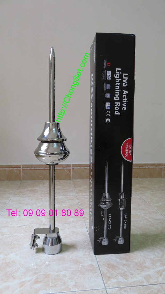 Kim chống sét Liva LAP-CX070