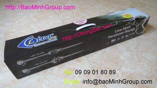 Thiết bị chống sét Liva LAP-CX 070